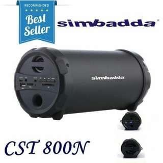Speaker Bluetooth Simbadda Cst 800N Bandung
