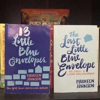13 Little Blue Envelopes Duology - Maureen Johnson