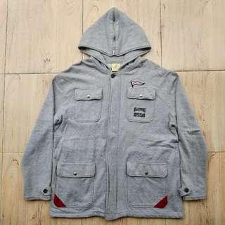 Original Billionaire Boys Club Rare Vintage Parka Jacket