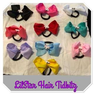 Elastic Hairties (Pony tail)