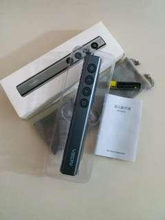 🚚 NEW Vson Wireless Laser PPT Presenter