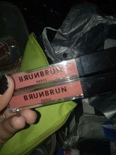 Brunbrun baru oles sekali sist