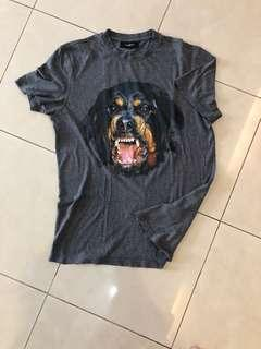 Givenchy tee TOP - size M