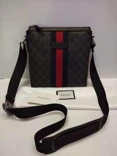 e67dfe77fc8 Gucci Sling bag size 23cm Authentic Grade Quality