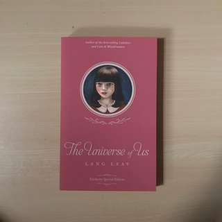 Lang Leav's The Universe of Us