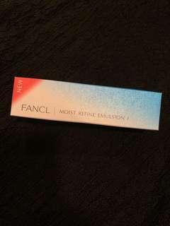 Fancl 水盈/水潤 肌底液/乳液系列 -現貨 ($123/1支 $336/3支)