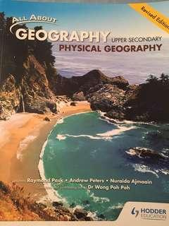 All about Geography (Upper Sec)