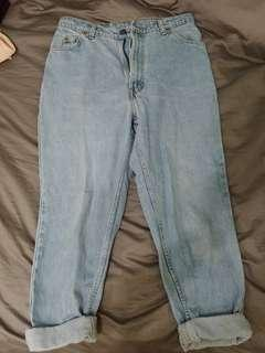 Vintage Levi's Mom's Jeans