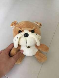 Cute dog stuff toy
