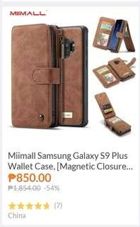 Case Me S9 Wallet and Case