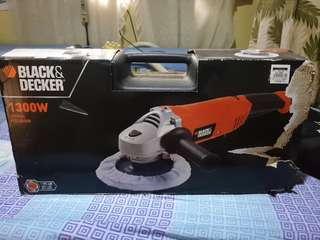 Black&Decker Buffing Machine