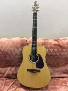 🚚 Seagull Guitar Full Solid SWS Rosewood