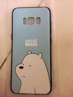 [Instock] Samsung S8 Icebear Casing