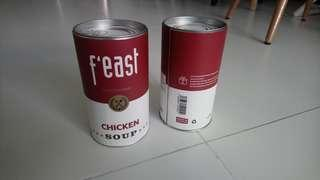 Storage Cans (collectible/empty)