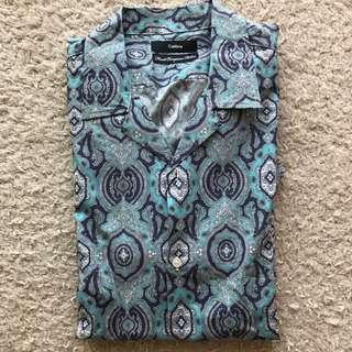 Calibre Short Sleeve Shirt BRAND NEW Size Medium