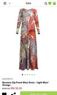 Poplook Raveena Maxi Dress