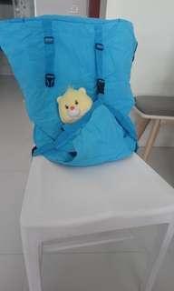 🚚 Portable high chair