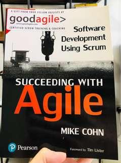🚚 Software Development using scrum by Mike Cohn