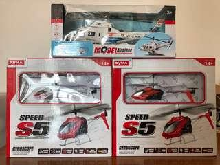 40% OFF Toy Helicopters