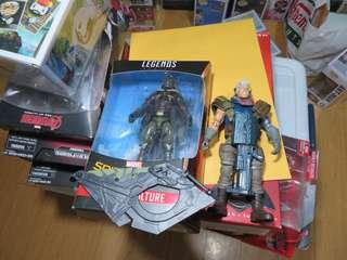 Vulture and cable set