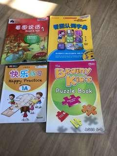 Chinese Enrichment Books