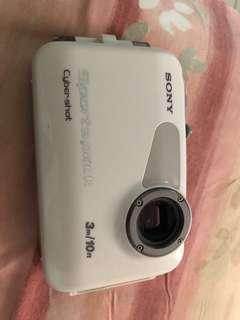Sony sports pack cybershot ( underwater casing)