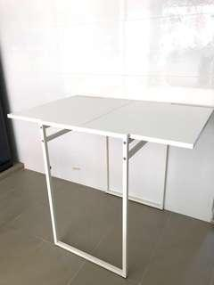 Ikea Muddus Extendable Drop-Leaf Table