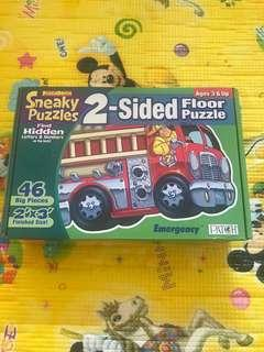 BN Puzzle Patch Floor Puzzle