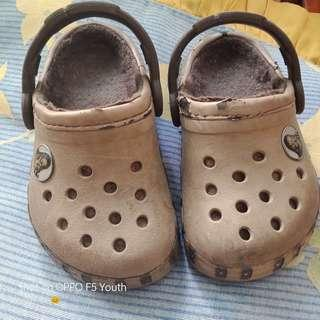 Authentic starwars crocs