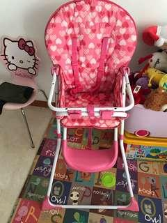 PL Mothercare high chair