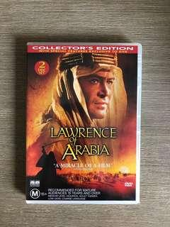 Lawrence of Arabia DVD - 2 Disc Set Collector's Edition