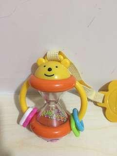 Combi BB玩具 嬰兒玩具