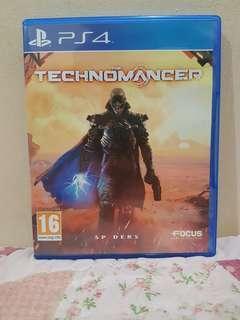 Technomancer ps4