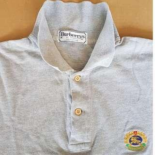 🚚 Designer Fashion, Burberry Designer Couture Polo Tee Shirt, London, Great Britain, Street Style, Rock Star, Characters, Funky, Groovy, Iconic, Pop Culture, Art Décor, Fashionable, Street Wear, Vintage clothing, original