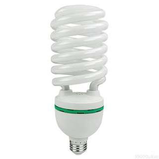 105W Spiral Light Bulb E27 Daylight