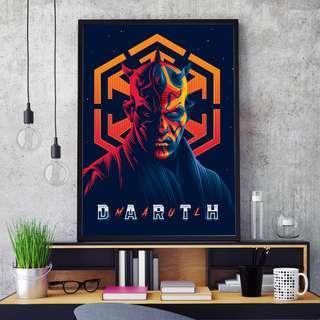 #MFEB20 Star Wars Darth Maul - poster