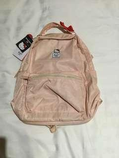 Authentic Limited Edition Herschel Hello Kitty Nova Backpack