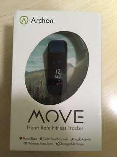 Archo Move , Heart Rate Fitness Tracker