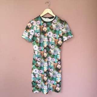 #CNY2019 Invio Flower Dress