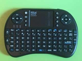 全新迷你鍵盤 New Mini Keyboard Wireless 2.4GHz