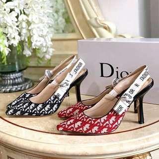 "Christian Dior Shoes 3"" heels"