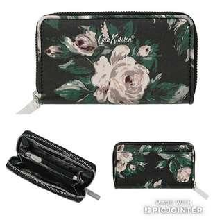 Cath Kidston Small Continental Wallet