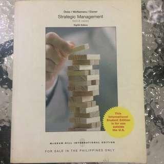 Strategic Management 8th Ed. By Eisner et al.