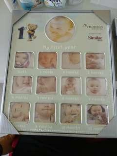 🚚 Baby photo frame