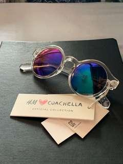 HelpToFUNdraise H&M Sunglasses Coachella Edition