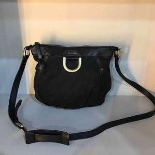 Guranteed authentic gucci cross body sling bag