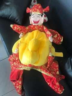 🚚 Brand New For pet dog CNY costume