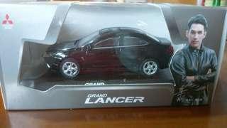 三菱 grand lancer模型