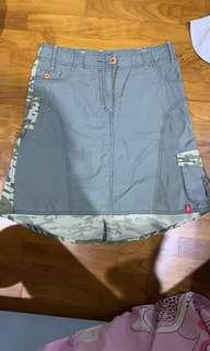 ESPIRIT EDC Skirt Camo Design
