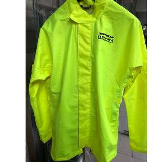 [INSTOCK] Spidi Raincoat (Yellow) Brand New